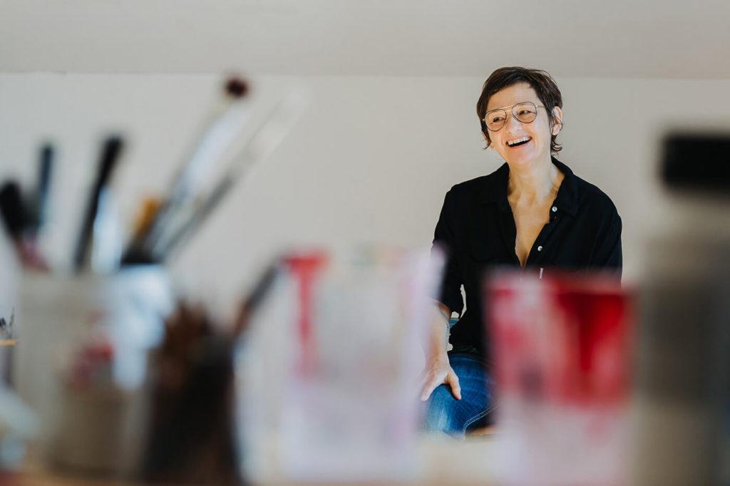 Petronilla Hohenwarter Künstlerin informelle Kunst Kunstblog Artist zeitgenössische Kunst contemporary Art Blog We Are