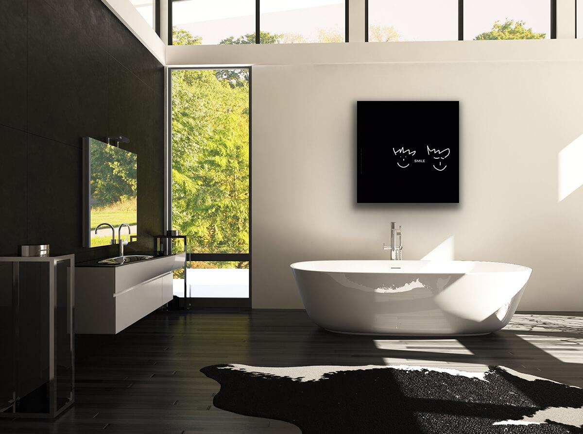 essentials affordable art digital drawing kunst wohnen interior art petronilla hohenwarter black artwork
