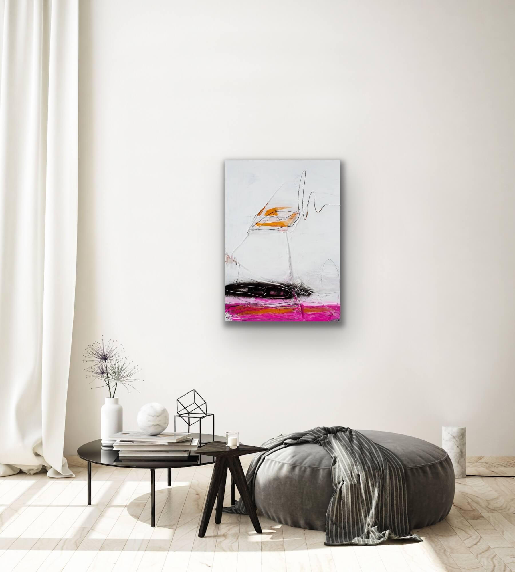 solid foundation my light shines brightly Petronilla Hohenwarter artist