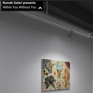 virtual exhibition art music within you without you contemporary art collectors