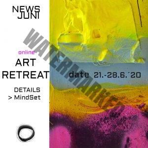 Online Art Retreat dient zur Persönlichkeitentfaltung