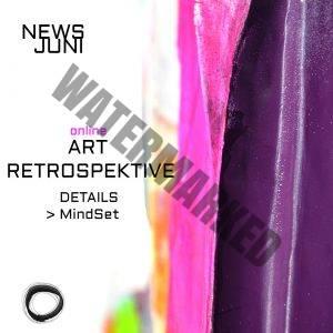 Online Art Retrospektive dient zur Persönlichkeitentfaltung