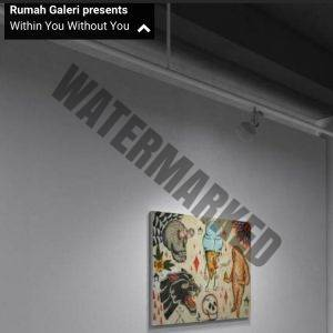 within you without you digital online art exhibition Jop Arsianto Petronilla HohenwARTer rumahgaleri contemporary art