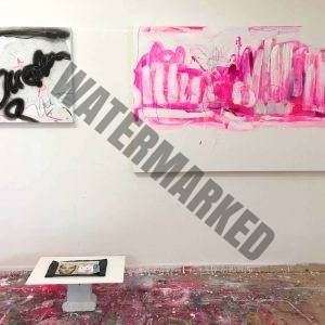 schmerzstillstand kunstinstallation Petronilla HohenwARTer informelle Kunst art artist Künstlerin