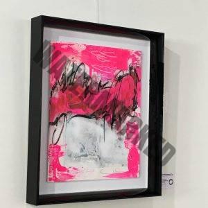 glas Dersch exhibition Ausstellung Petronilla HohenwARTer love abstrakte kunst zeitgenössische kunst waldkirchen