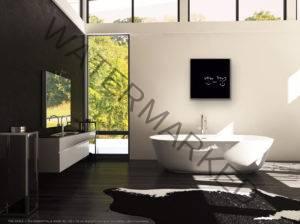 art interior design living essentials affordable art collection artist bathroom black artwork acrylglas print digital drawing