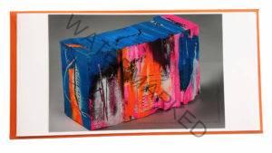 Kunstkarten Kollection art cards atelier Petronilla Hohenwarter abstrakte Kunst