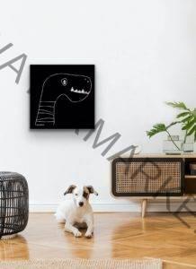essentials digital drawing affordable art acrylglas art print handdrawing petronilla hohenwarter coole Socke