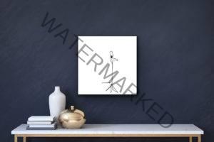 essentials digital drawing affordable art acrylglas art print handdrawing petronilla hohenwarter