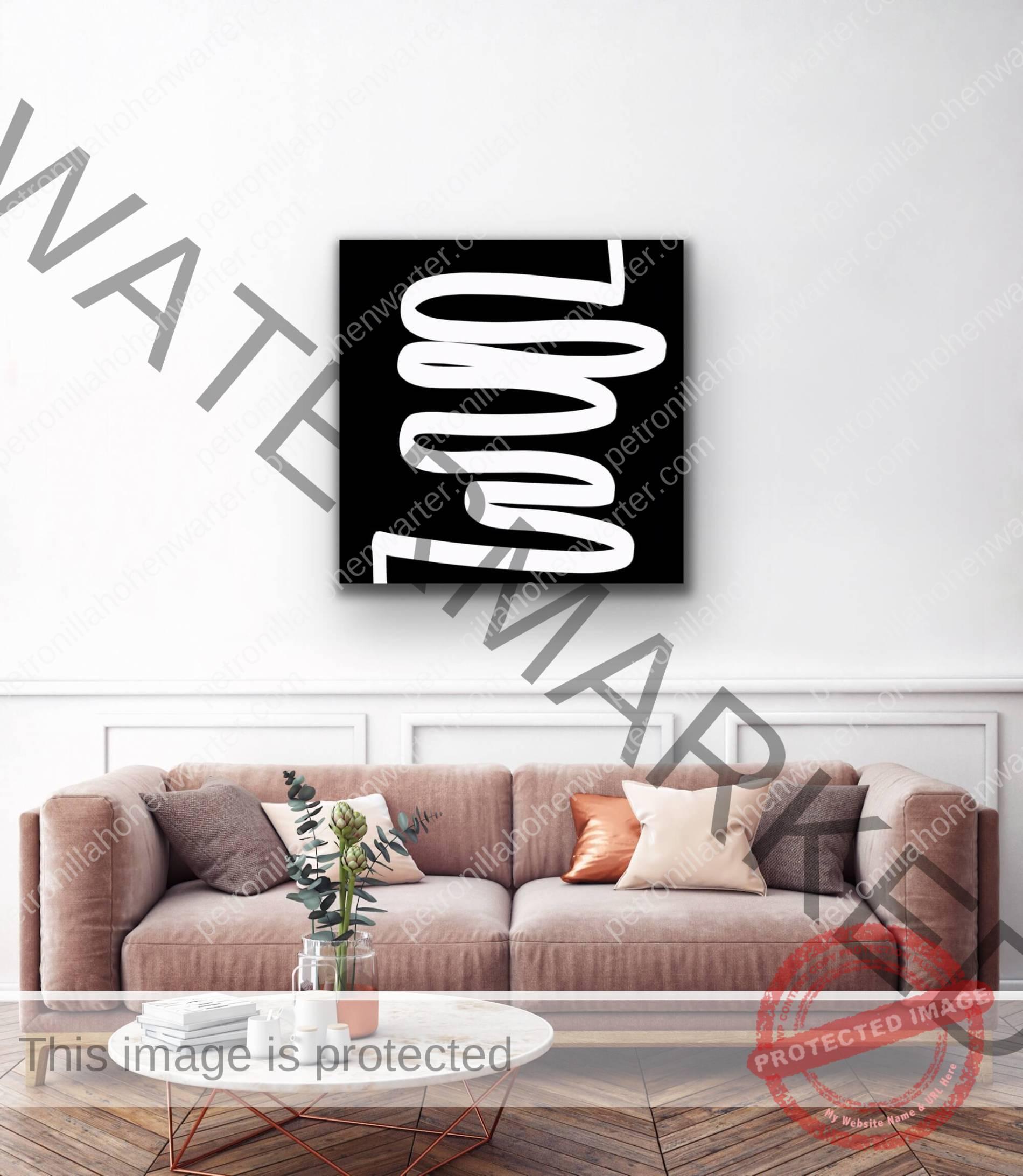 essntials art and living interior design digital drawing digital artwork petronilla hohenwarter affordable art